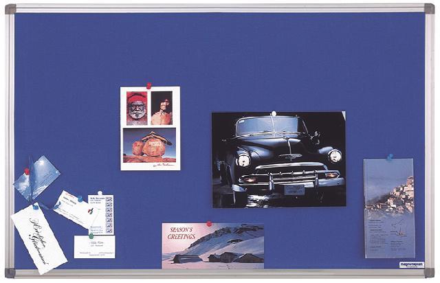Текстильная доска Magnetoplan 60x45 фото