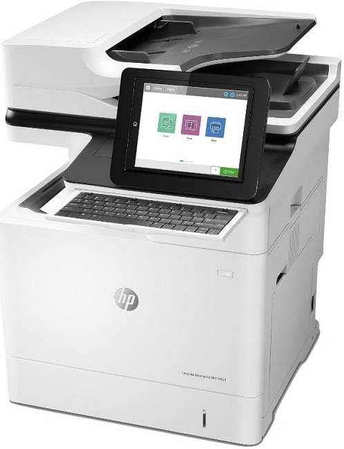 HP LaserJet Enterprise Flow M631h (J8J64A) сканер hp scanjet enterprise flow 7000 s3 l2757a