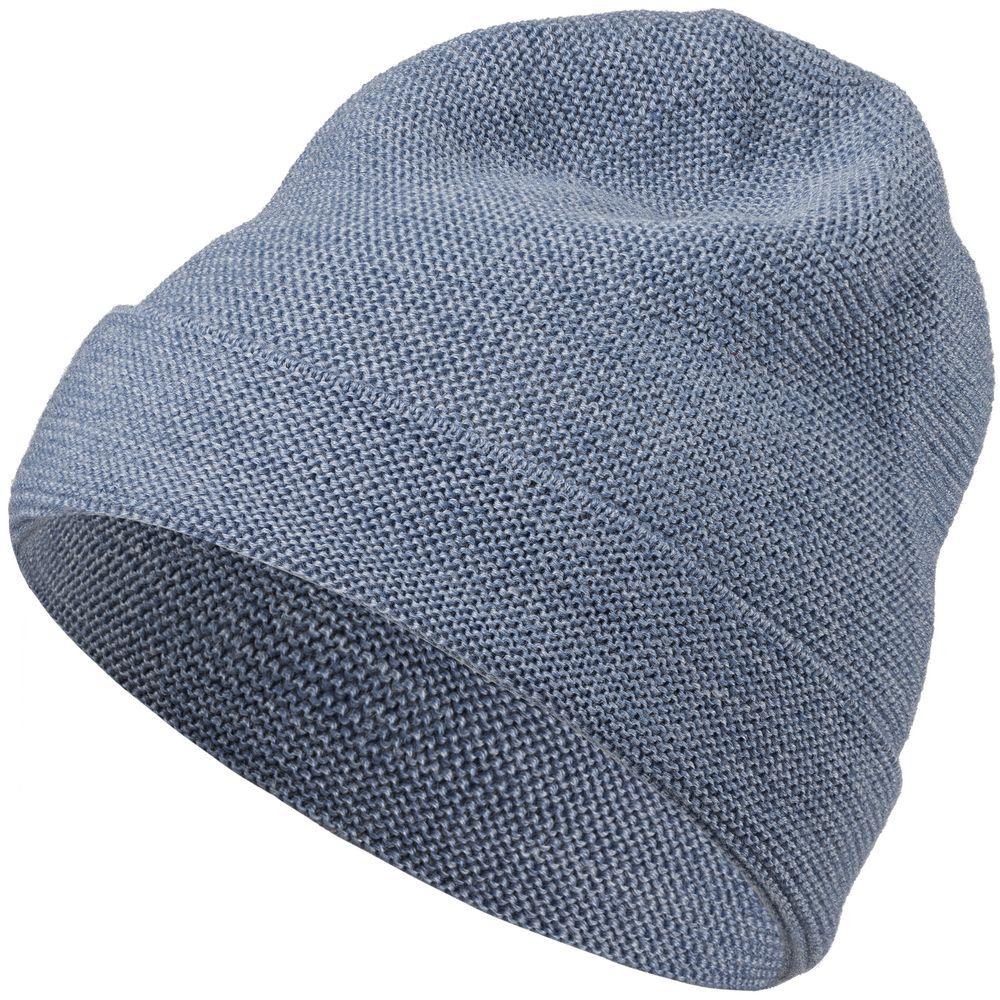 Шапка Windy Rose, голубая шапка детская barkito голубая