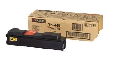 Фото - Тонер-картридж Kyocera TK-440 тонер картридж kyocera tk 140 1t02h50euc black