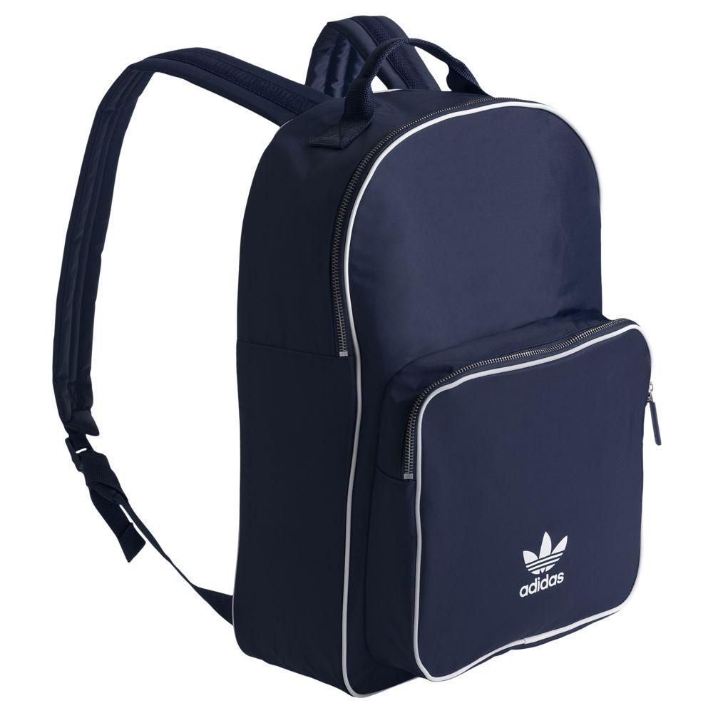 Рюкзак Classic Adicolor, темно-синий рюкзак classic small синий сапфир