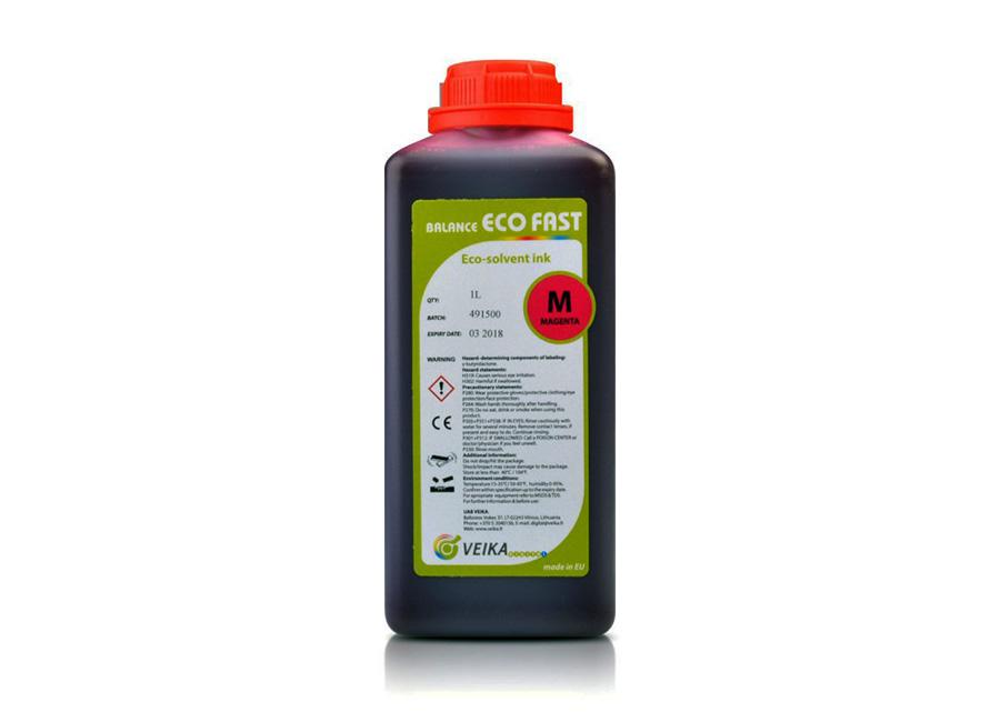 Фото - VEIKA Balance Eco Fast (Magenta), 1 л (бутыль) средство для мытья пола 5 л любаша лимон пэт