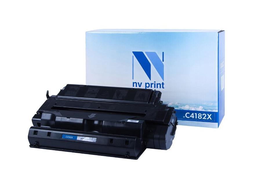 Фото - Картридж NV Print NV-C4182X пульт ду gwire 95001 eltex для iptv медиацентров eltex nv 100 nv 102 nv 300 nv 310 wac nv 501 wac черный