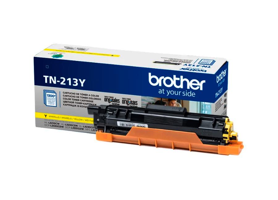 Фото - Тонер-картридж повышенной емкости TN-213Y (TN213Y) картридж brother tn 2135 для l 2140r 2142r 2150nr 2170wr dcp 7030r 7032r 7045nr mfc 7320r 7440nr 7840wr