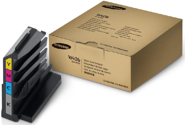 Фото - Контейнер для отработанного тонера Samsung CLT-W406 контейнер для хранения curver essentials 16 л черный