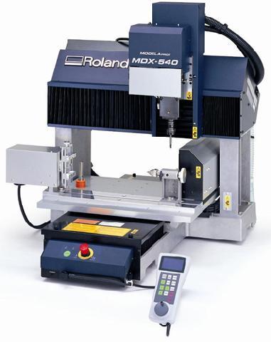 Фото - Roland Modela Pro2 MDX-540 сопло v3h 0 4 мм для 3d принтера raise3d pro2 pro2 plus