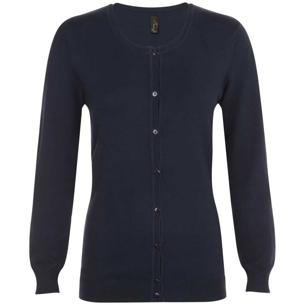 Кардиган женский GRIFFIN темно-синий, размер XL платье oodji collection цвет синий 24007026 37809 7500n размер xl 50