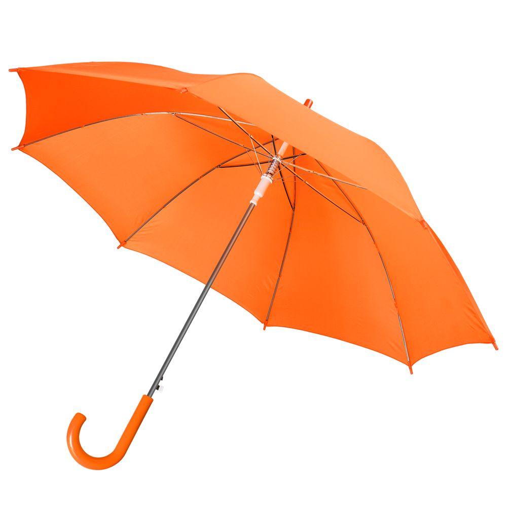 Фото - Зонт-трость Unit Promo, оранжевый рюкзак unit base светло оранжевый
