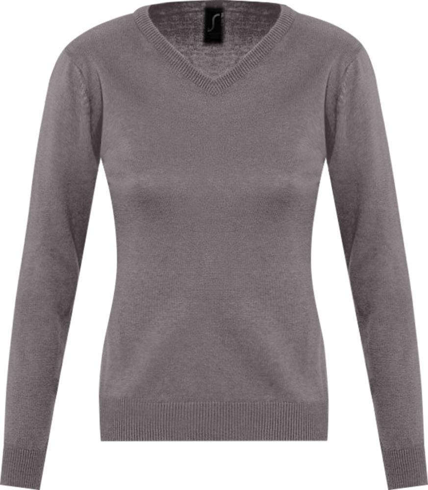 Фото - Свитер женский GALAXY WOMEN серый, размер XXL свитер женский top secret цвет черный ssw2370ca размер 34 42
