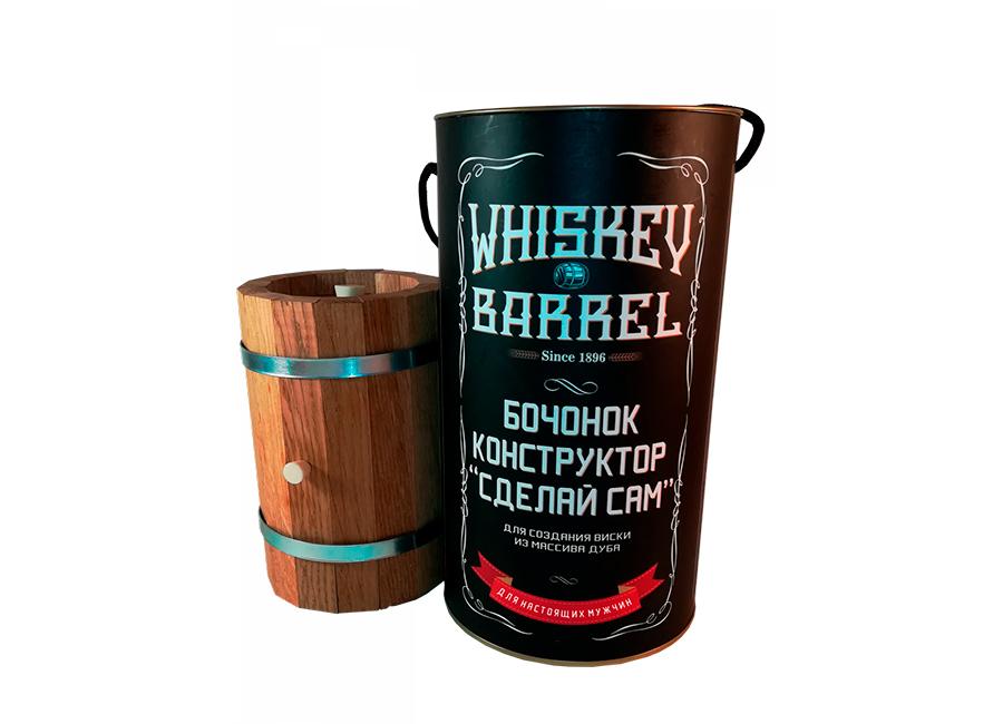 Фото - Бочонок-конструктор для создания виски Whiskey Barrel охладительная рубашка бокала для виски ac whiskey 36405606 vacuvin