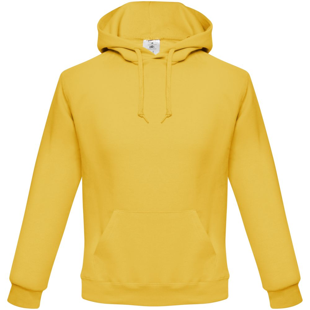 Толстовка ID.003 желтая, размер XS