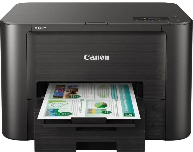 MAXIFY IB4140 (0972C007) принтер струйный canon maxify ib4140 0972c007 a4 duplex wifi usb черный