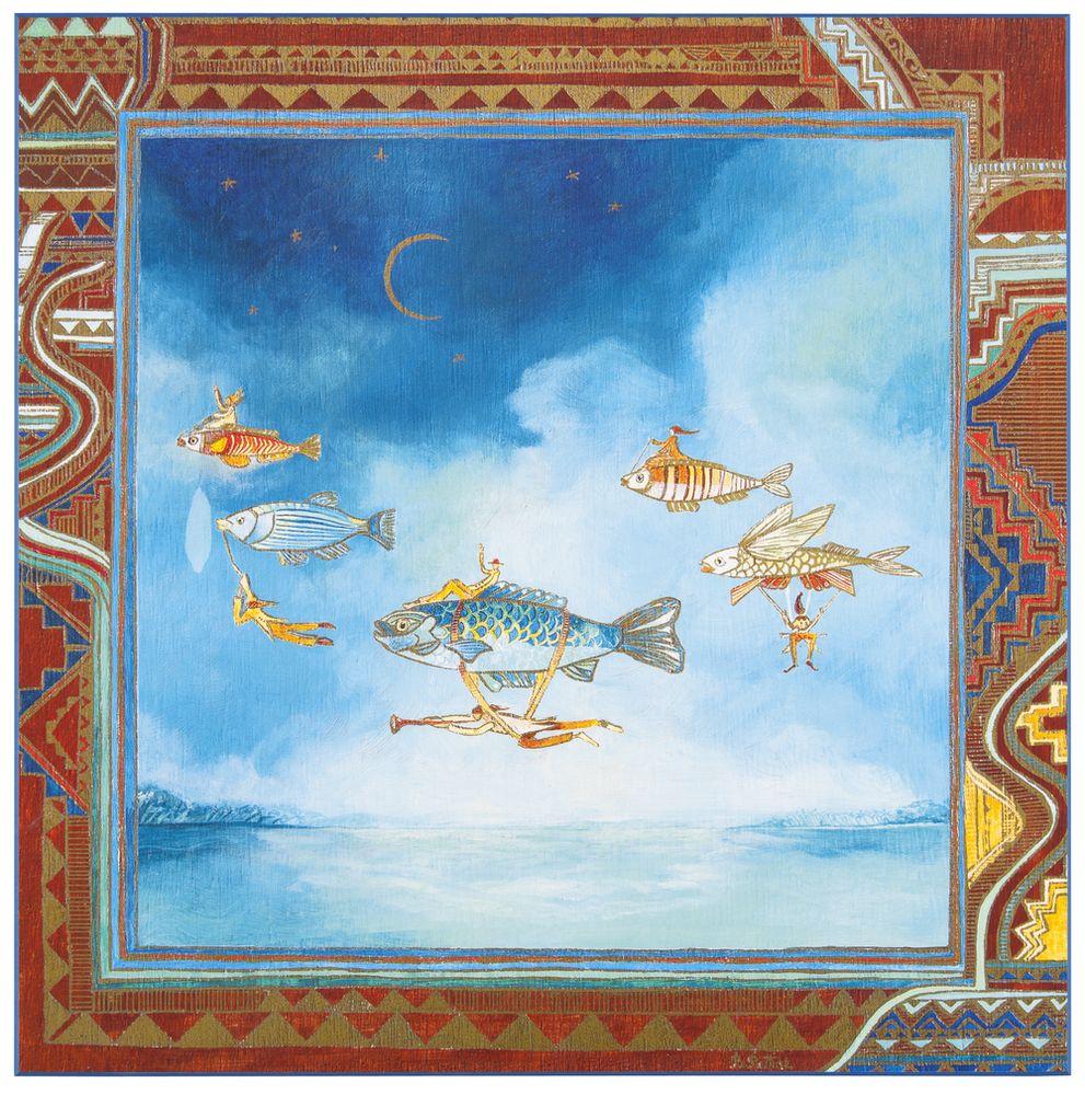 Постер «Сказочное море»