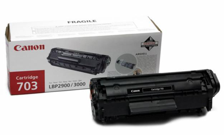 Картридж Canon 703 (7616A005) картридж canon 703 7616a005 для canon lbp 2900 3000 черный