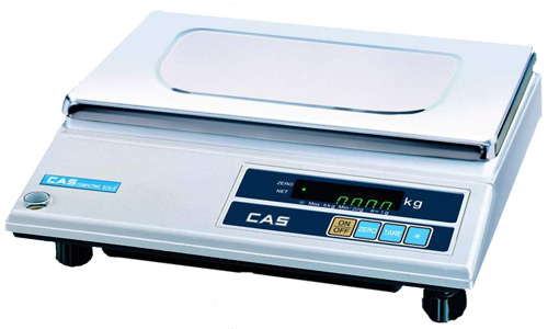 CAS AD-2.5 весы cas ad 25