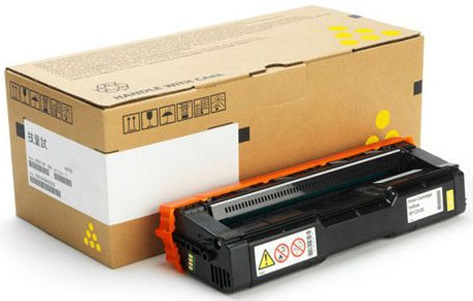 цена Принт-картридж SP C360X желтый онлайн в 2017 году