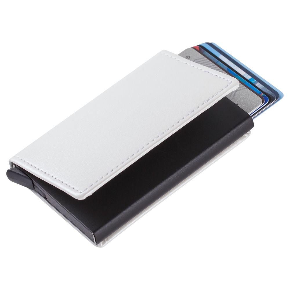 Футляр для кредитных карт Stroll, перламутровый футляр для банковских карт dimanche