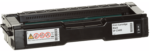 Фото - Print Cartridge черный SP C340E блокнот moleskine reporter нелинованная pocket черный