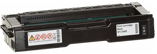 Print Cartridge черный SP C340E