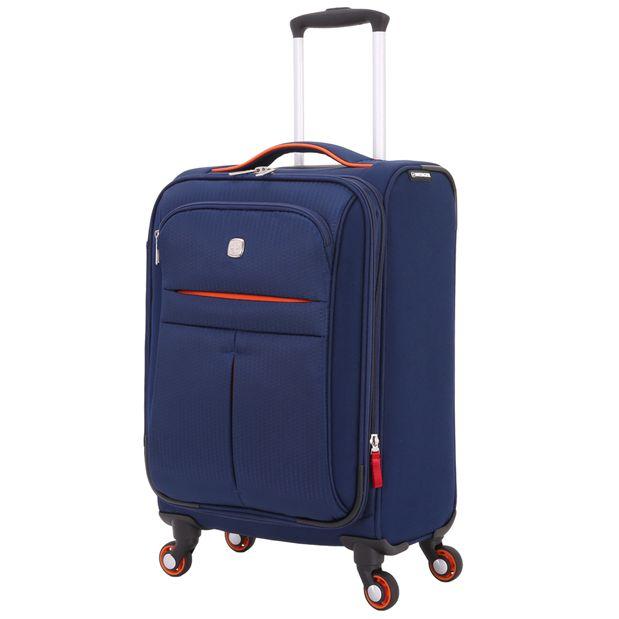 Фото - Чемодан Arosa S, синий чемодан