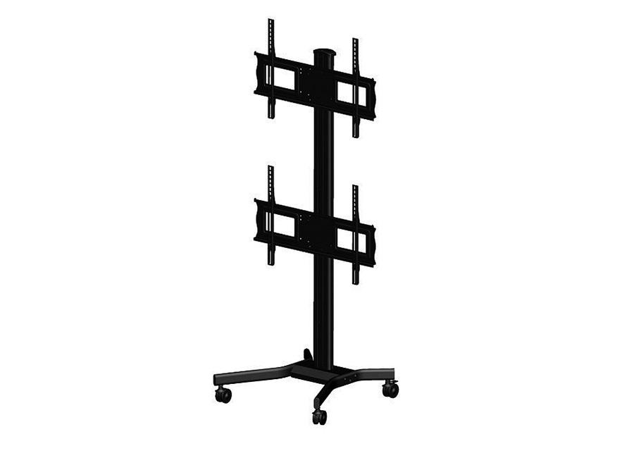 Мобильная стойка для панелей и телевизров Wize MH63D