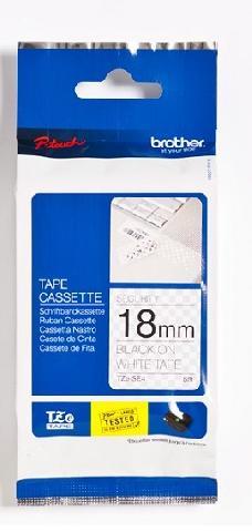 Пленка для наклеек security tape TZE-SE4 пленка