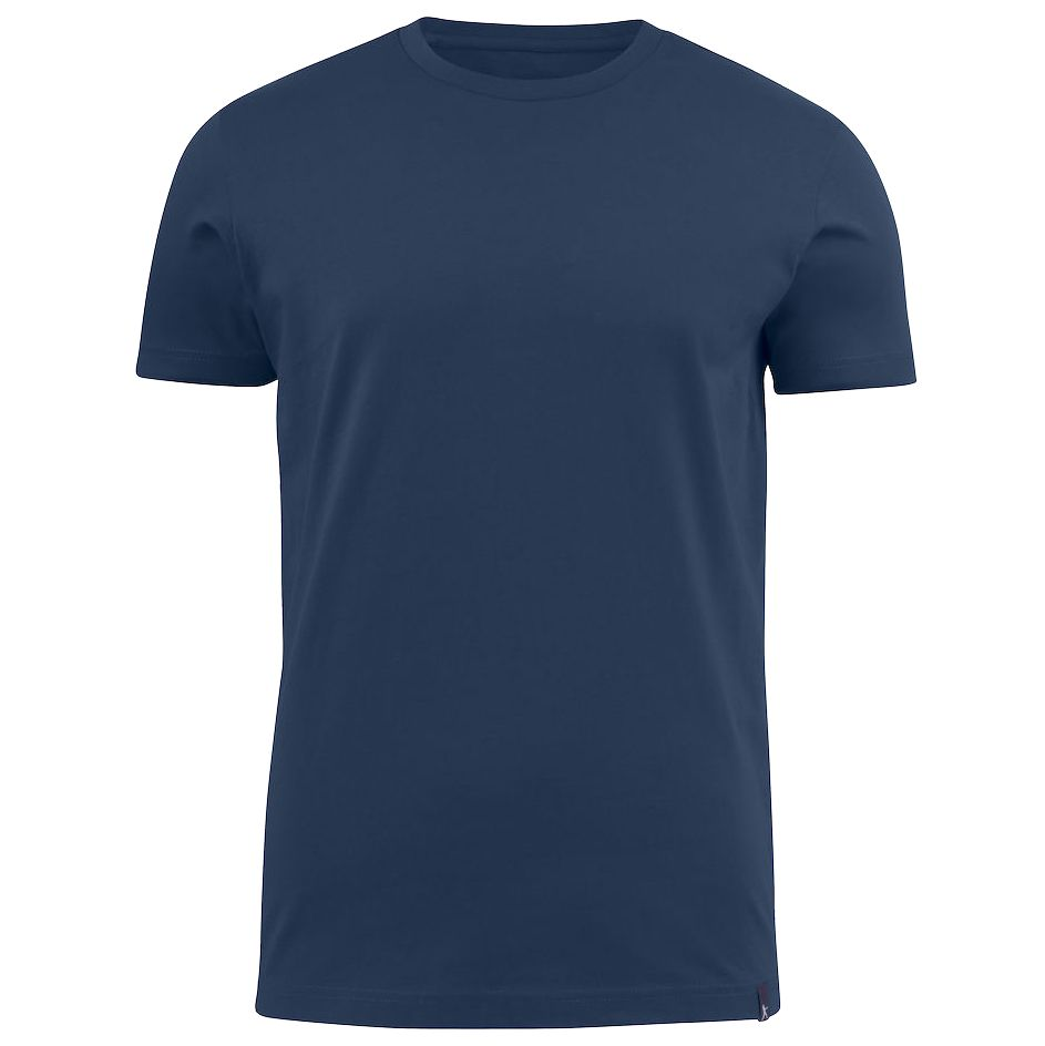 Футболка мужская AMERICAN U синяя, размер XL футболка мужская goodfluropower цвет черный 14 1609 размер xl 52
