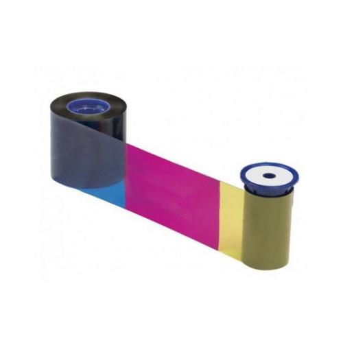 Картридж с полноцветной красящей лентой YMCK-PO 568971-004