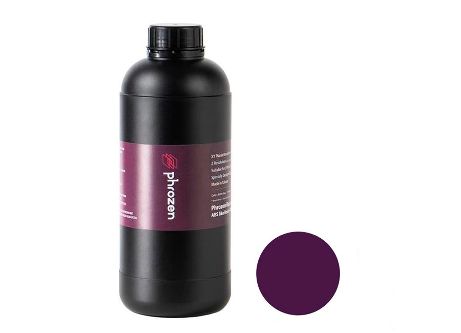 Фото - Фотополимерная смола Phrozen Wax-Like Violet, фиолетовая, 0,5 кг. phrozen trasnform standard