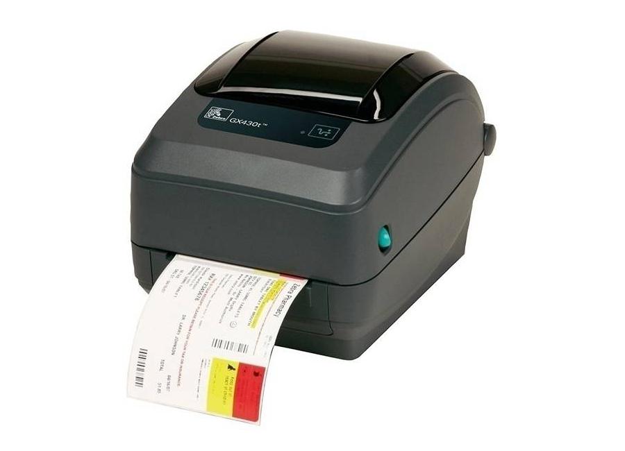 GX430t (GX43-102520-000) принтер zebra tlp2824 plus 282p 101120 000