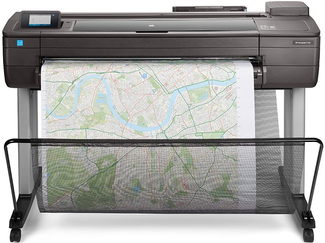 Фото - HP DesignJet T830 36-in Multifunction (F9A30A/F9A30D) hp designjet t830 36 in multifunction f9a30a