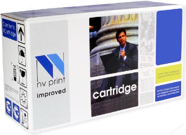Фото - Картридж NV Print CE505A майка борцовка print bar робот любви
