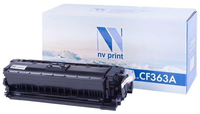Картридж NV Print CF363A фото