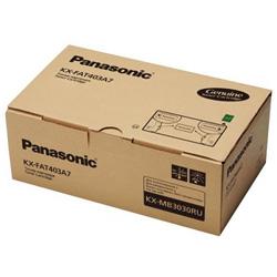 Фото - Тонер Panasonic KX-FAT421A доп трубка panasonic kx tca185ru