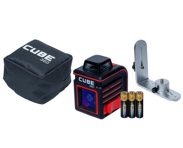 Лазерный уровень ADA Cube 360 Home Edition фото