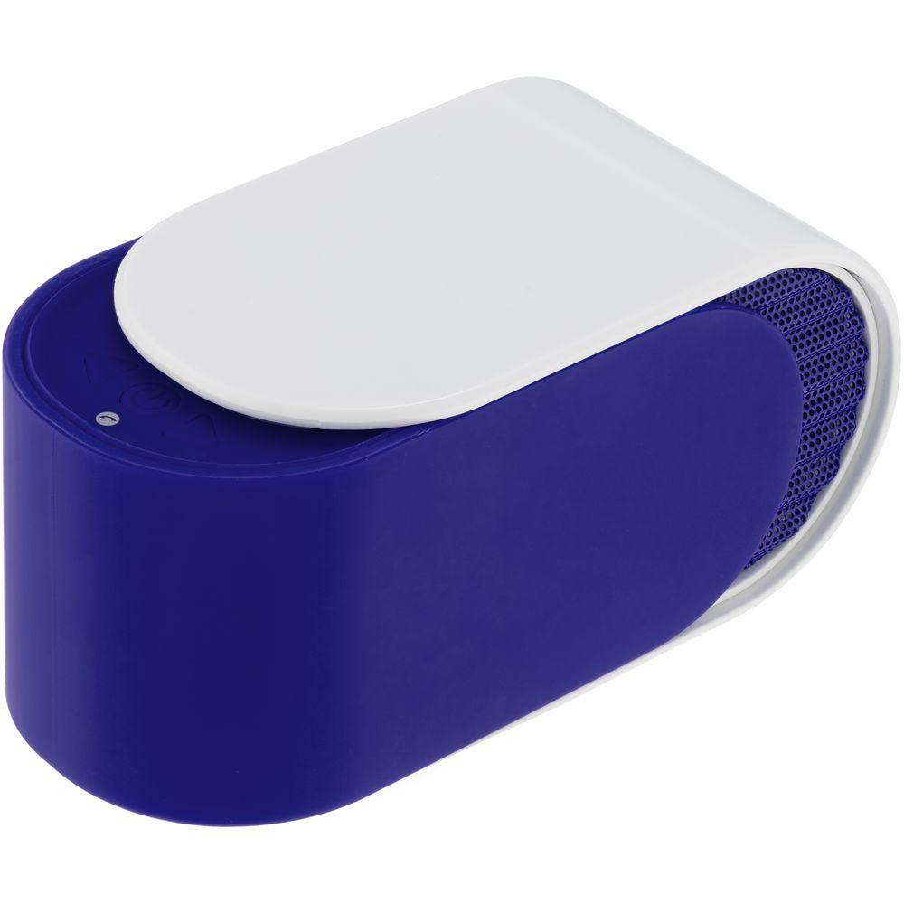 Беспроводная колонка Muse, синяя беспроводная колонка edifier mp233 white