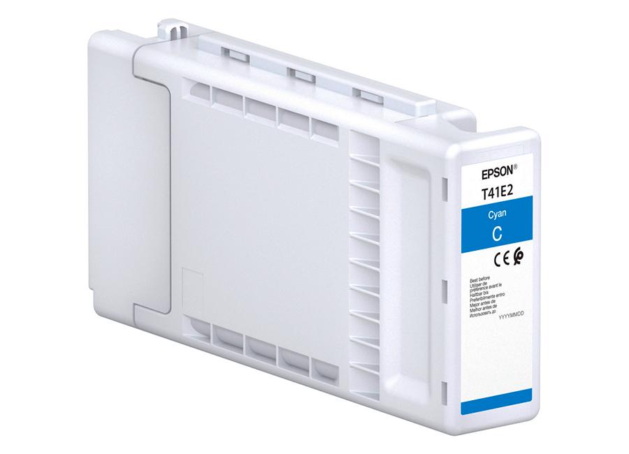 Картридж экстраповышенной ёмкости Epson T41E240 Cyan 700 мл (C13T41E240)
