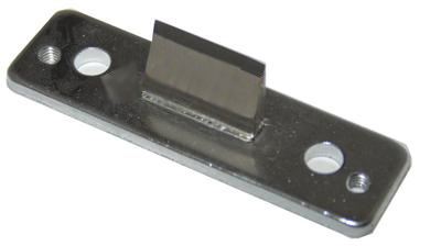 Фото - Нож сменный (прямой срез 6, 9, 12 mm) к -1 moser нож к машинкам 1854 и 1871 01 3 мм