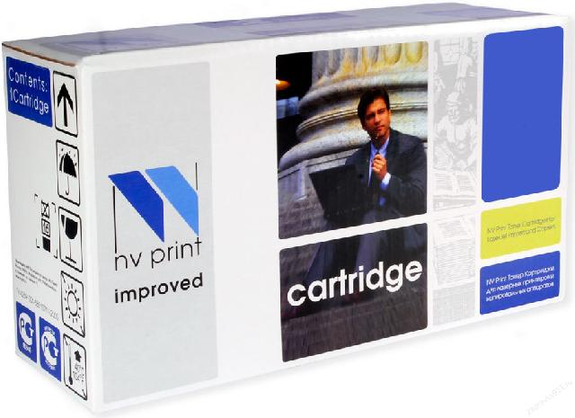 Тонер-картридж NV Print TK-410 тонер картридж nv tn2090