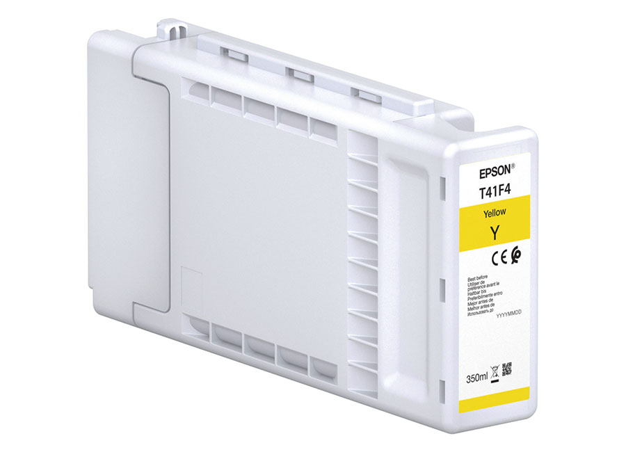 Epson T41F4 Yellow 350 мл (C13T41F440) colorwave300 yellow 350 мл 5834b008