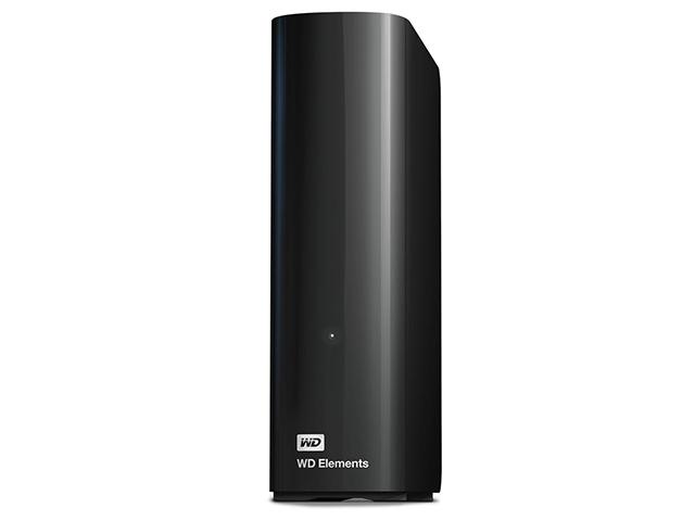 Внешний жесткий диск Elements 2ТБ (WDBWLG0020HBK-EESN), черный все цены