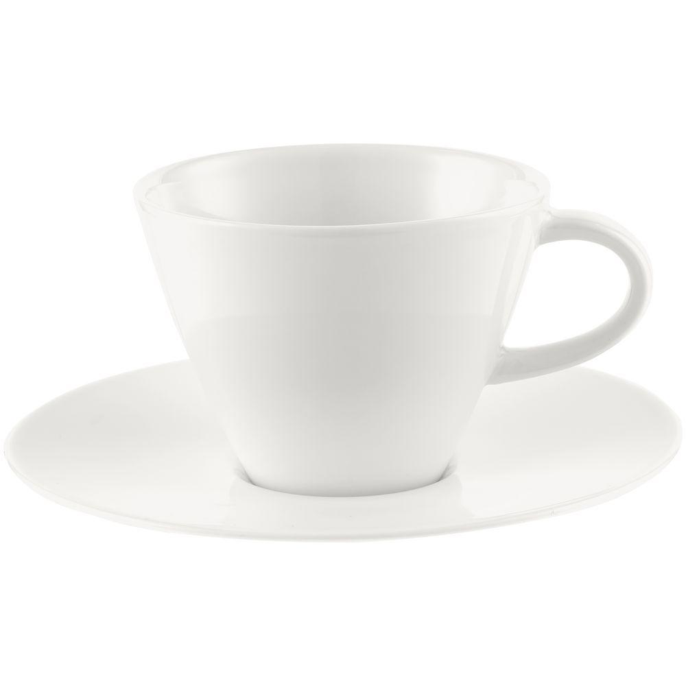 цена на Чайная пара Caffe Club White
