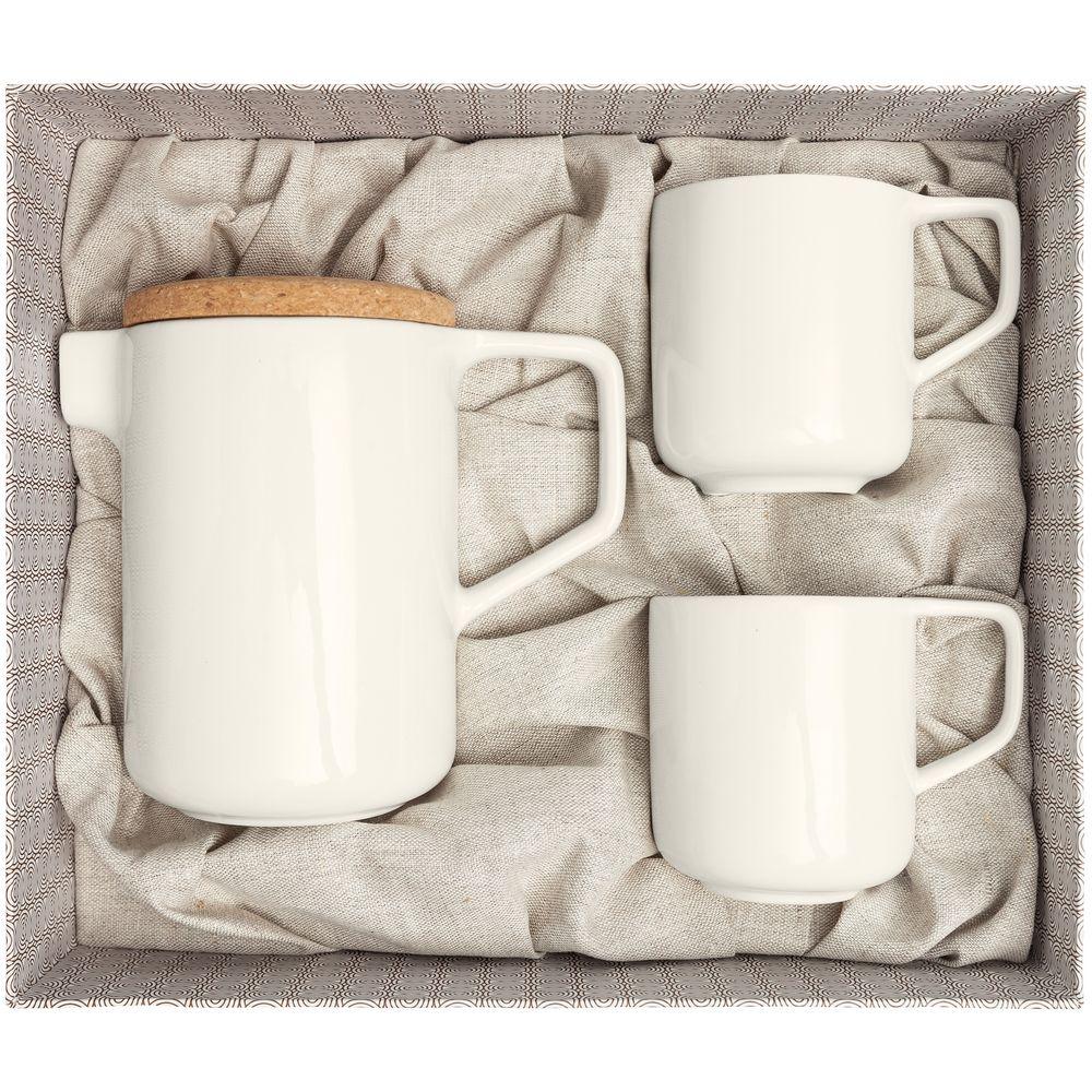 Набор Riposo на 2 персоны, малый подарочный набор чайный на 2 персоны уп 1 1наб