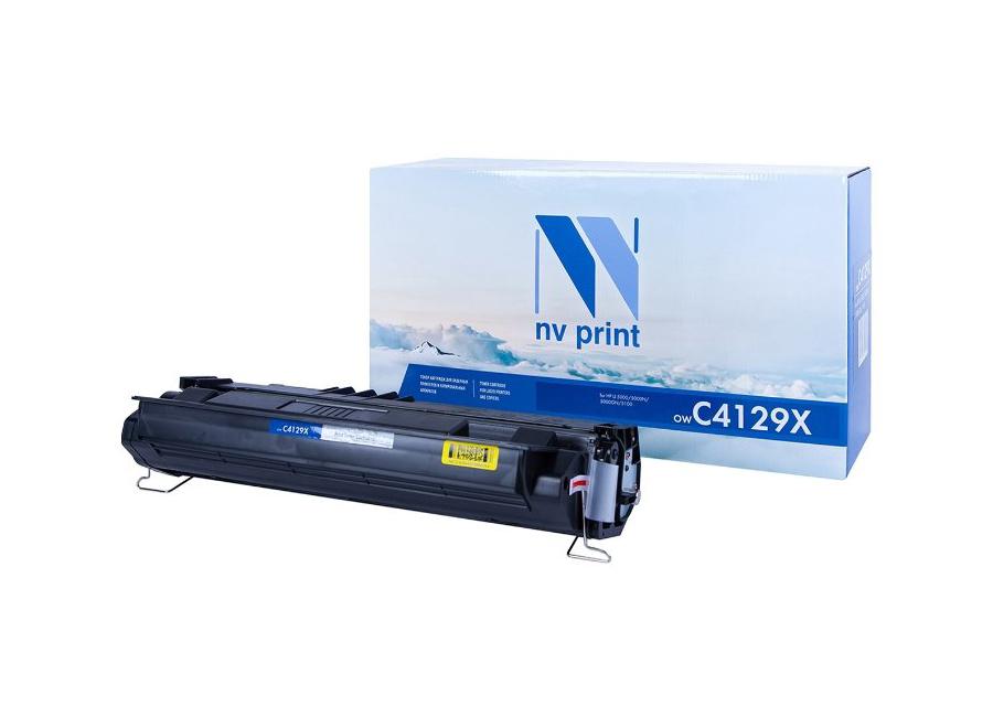 Фото - Картридж NV Print NV-C4129X картридж nv print fx 10 для l100 120 mf4010 4140 4330 4660