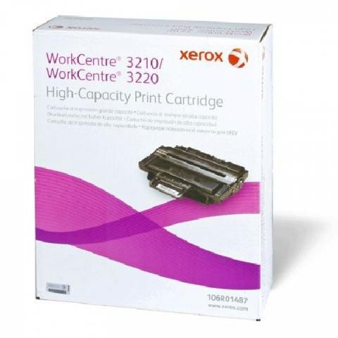 Фото - Принт-картридж 106R01487 картридж xerox 106r01487 для work centre 3210 3220 4100стр
