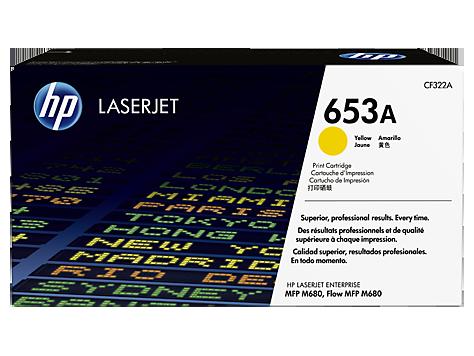 Фото - Тонер-картридж HP 653A CF322A тонер картридж hp 311a q2682a