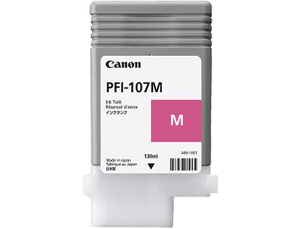 PFI-107M Magenta 130 мл (6707B001) pfi 104m magenta 130 мл 3631b001