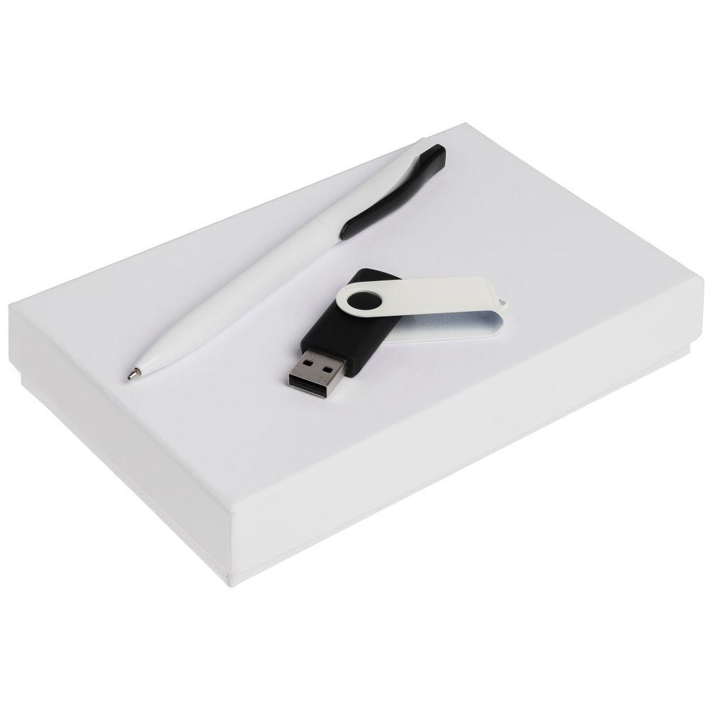 Набор Twist White, белый с черным, 16 Гб