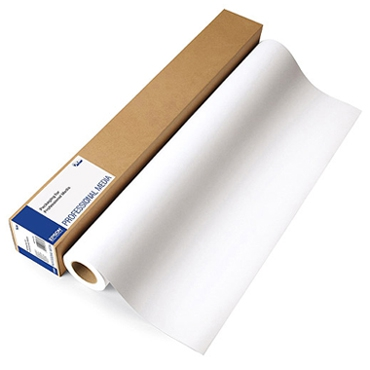 Epson Proofing Paper Commercial 17, 195 г/м2, 0.432x30.5 м, 76.2 мм (C13S042145) proofing paper commercial 17 432мм х 30 5м 195 г м2 c13s042145