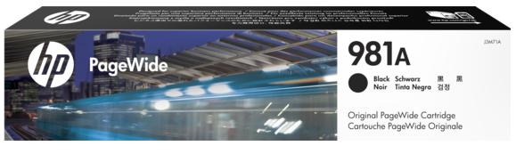 Картридж HP J3M71A (981A) картридж hp 981a j3m71a для hp pagewide enterprise color 556dn 556xh 586z 586dn черный 6000стр